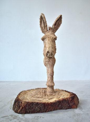 sculpture animalière du sculpteur Jules Andrieu