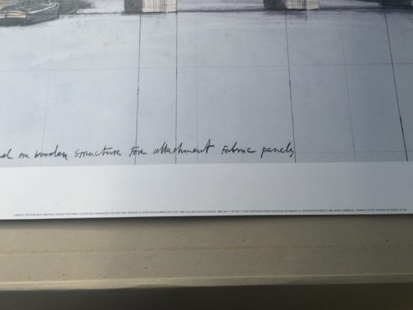 ©Christo et Jeanne-Claude - courtesy-Galerie-Charron
