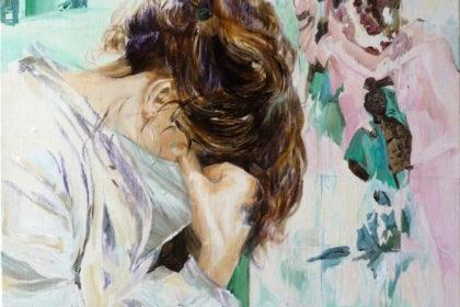 femme-triste-peinture-acrylique