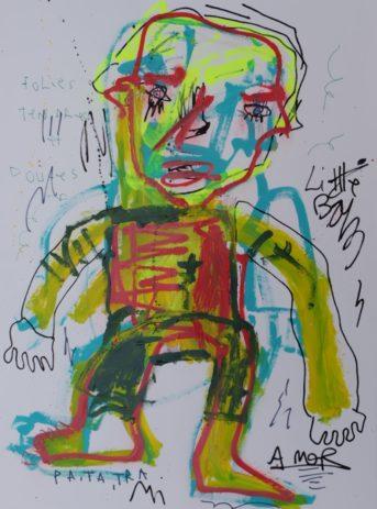 child-color-street-art