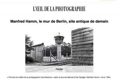 musée, berlin, photographie