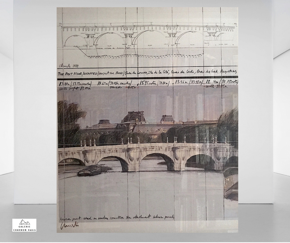 Catalogue Christo et Jeanne Claude