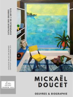 Catalogue, Mickael Doucet, peinture - courtesy-Galerie-Charron