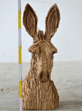 sculpture pour la foire art karlsruhe
