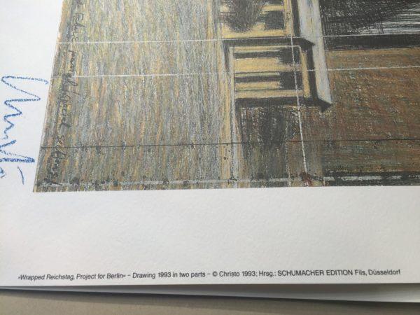 Christo et Jeanne-Claude - courtesy-Galerie-Charron
